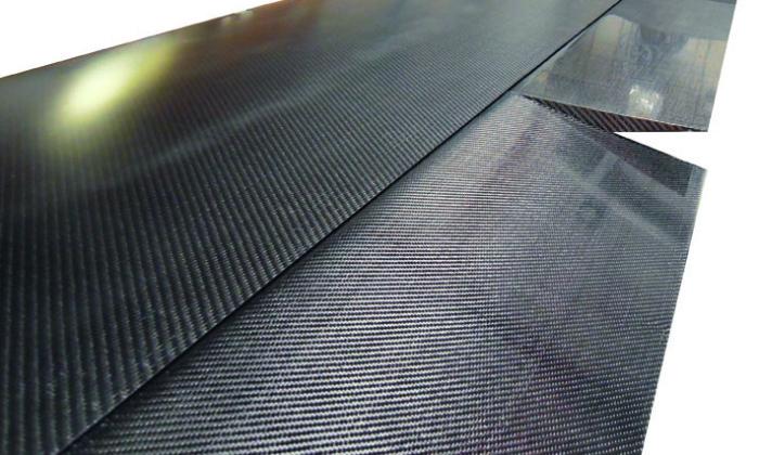 aile carbone avion EFAN carbon fiber aircraft EFAN