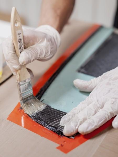 carbon moulding