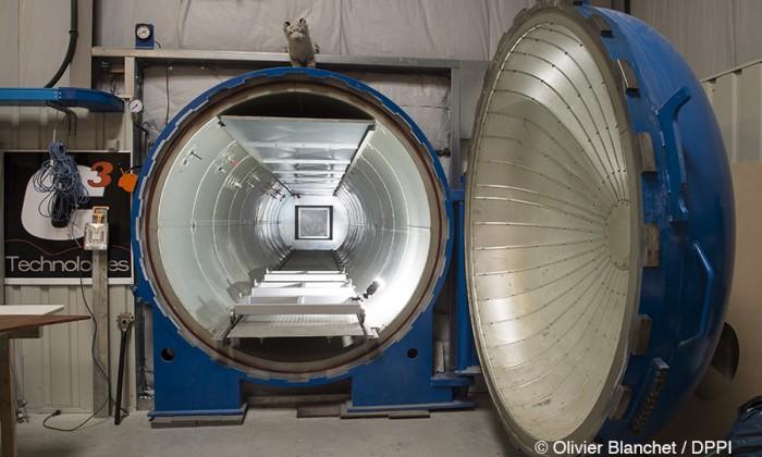 IMOCA - SAFRAN 2014 - SUIVI CHANTIER - C3 TECHNO