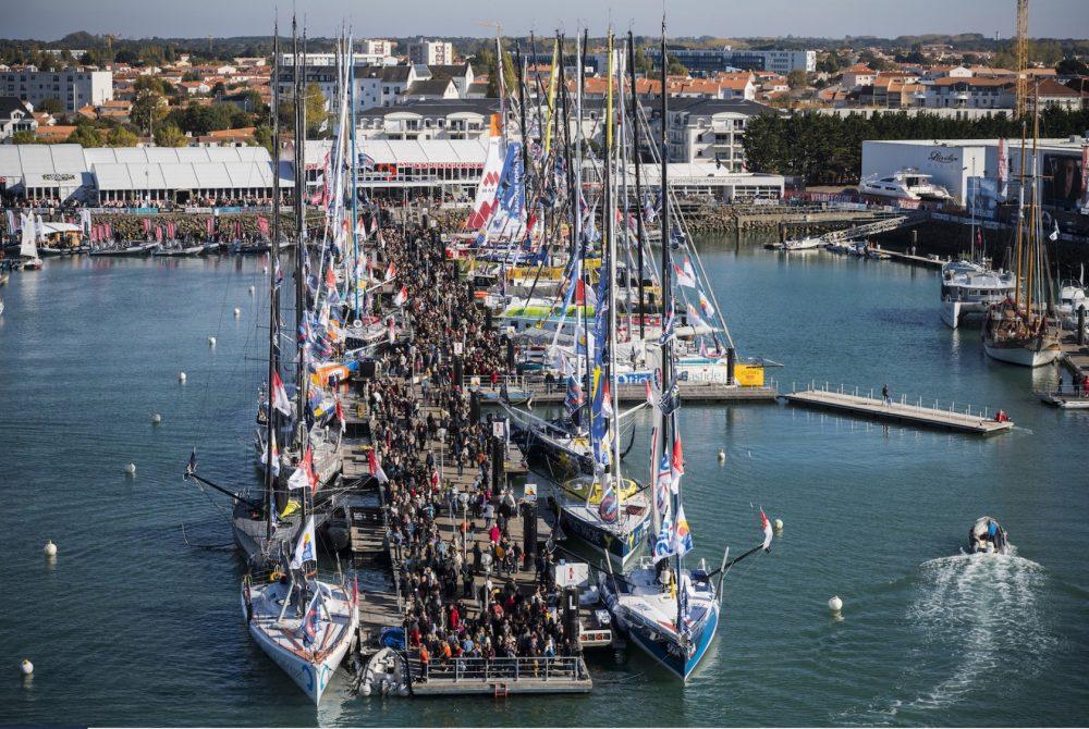 imoca bateaux vendee globe