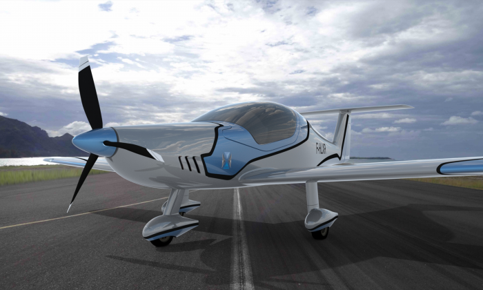 Avion carbone Elixir Aircraft