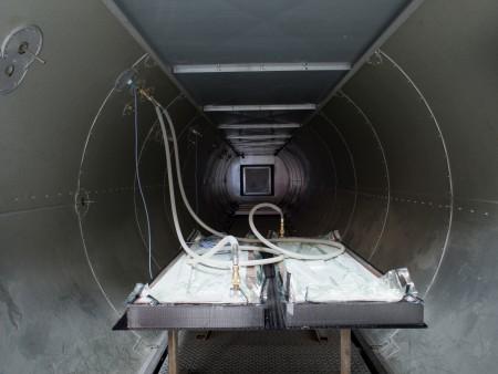 Pièces composites dans autoclave