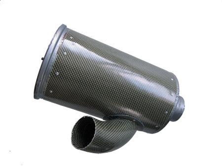 piece carbone kevlar